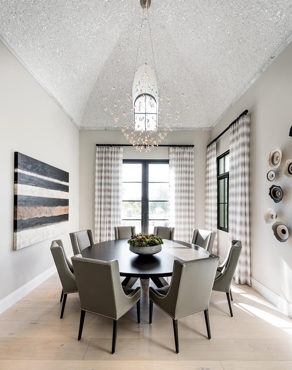 A Custom Home Interior Created By Kristen Hazen Design